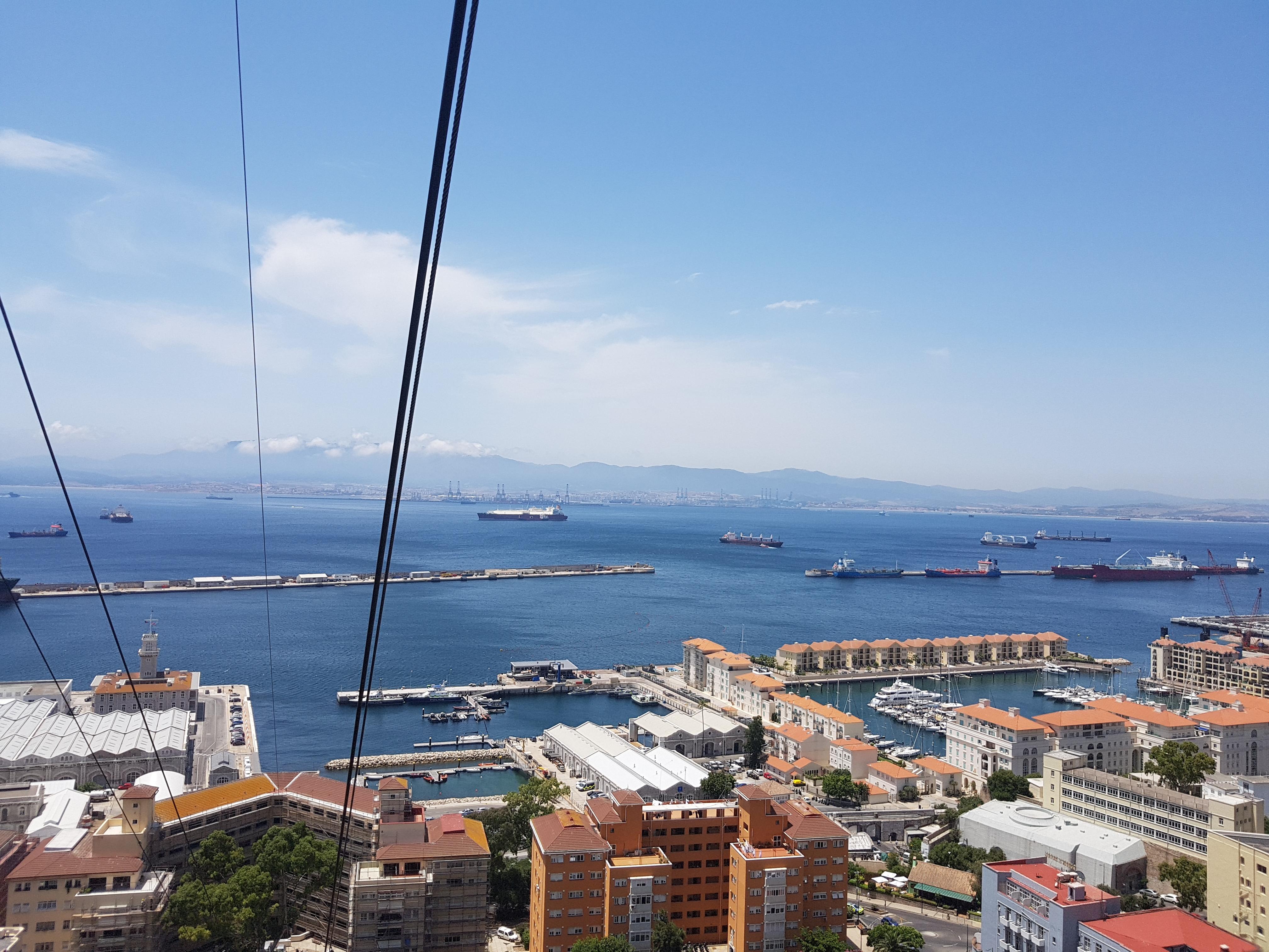 Cable Car Gibraltar - LexSeries